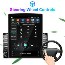 9.7'' Vertical Screen HD 2.5D Car MP5 Player Android 8.1 Navigation Mirror Link