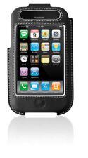 Housses et coques anti-chocs simples en cuir pour téléphone mobile et assistant personnel (PDA)