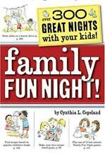 Family Fun Night! Book by Cynthia L. Copeland
