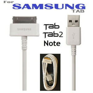Original Genuine Samsung Galaxy Tab 2 7.0/ 10.1 inch tablet USB data cable cord