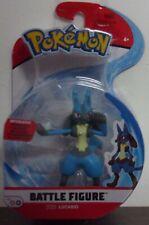"Pokemon ~ Battle Figure Pack ~ Lucario 3"" Figure Character"