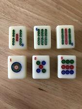 Mahjong Magnets (set of 6)
