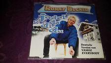 Ronny Becker / Jodel da di du - Maxi CD