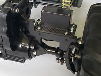 "CLODBUSTER Carbon Fiber Aggressor ""BTA"" Steering System  #DEL-CB20C"