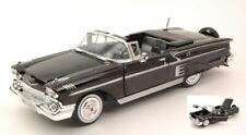 Chevrolet Impala 1958 Black 1:24 Model MOTORMAX