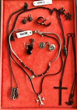 Bundle Of Genuine Guess Jewellery. Black Necklace. Some Bnwt.