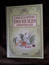 L'encyclopédie des huiles essentielles- Alix LEFIEF