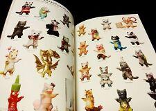 Negora Konatsu Art Book vol.2 Konatsuya Zuroku Maxtoyco Cat Monster F/S