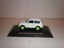 "1/43 Russian LADA NIVA SAINT TROPEZ 1990 Made for ""VMM Co.Ltd"" Saint-Petersburg"