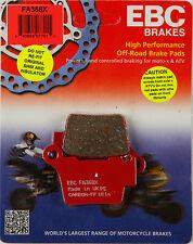 EBC Brakes X Series Carbon Brake Pads - FA368X