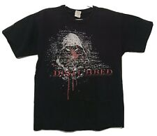 Disturbed Perfect Insanity Lyrics T Shirt Heavy Metal Band Monster Large