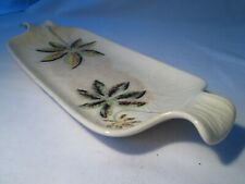 Vintage Shorter & Son, Staffordshire, Woodland Pattern Ceramic Sandwich Tray.