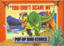 What Kind of Dinosaur am I? ((Pop-up Dino-Stories)
