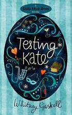 Good, Testing Kate (Little Black Dress), Gaskell, Whitney, Book