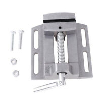 """Heavy Duty 2.5"""" Drill Press Vice Milling Drilling Clamp Machine Vise Tool FJP qx"""