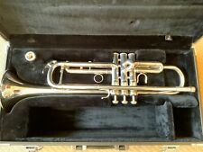 More details for yamaha trumpet ytr-4335g (silver plated) -  very good!