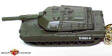 VERY RARE! KEY CHAIN USA M1 A1 A2 ABRAMS MAIN BATTLE TANK USMC US GREEN CAMO NEW