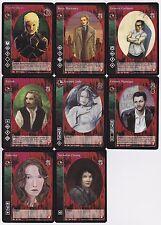 Toreador Antitribu Crypt Lot G3 8x Vampires BH/Gehenna/Anarchs/CE/BSC V:TES VTES