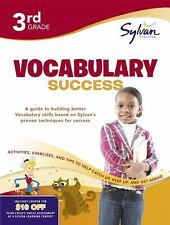 Third Grade Vocabulary Success Sylvan Workbooks Sylvan Language Arts Workbook