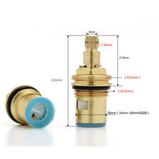 New Brass Copper Water Tap Valve Ceramic Cartridge Valve Faucet Spool A-8