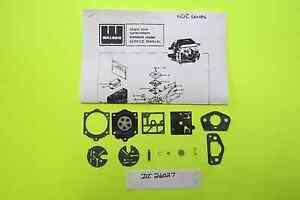 Stihl Chain Saw 015 015AVE Walbro HDC17 Carburetor K10-HDC Carb Repair kit   New