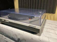Vintage! Technics SL-D 2 Direct Drive Turntable System Record Player