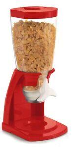 Rouge Large Distributeur de Céréales 4.5 Capacité Litres Hygiénique Grain