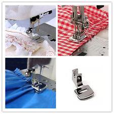 Ruffler Hem Presser Foot Feet Kit For Sewing Machine Singer Janome Juki