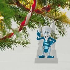 Presale He's Mr. Snow Miser! 2017 Hallmark Ornament YEAR WITHOUT SANTA CLAUS