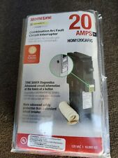 Homeline (HOM120CAFIC) 20 Amp Combination Arc Fault Circuit Breaker Single Pole