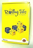 ROLLING TALES Educational Game For ALL Ages NEW! Sealed by Chalk and Chuckles