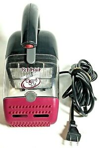 BISSELL Corded Pet Hair Eraser Handheld Lightweight Vacuum  Model 33A1