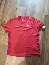 Nike Running Dri-Fit Red Top XL