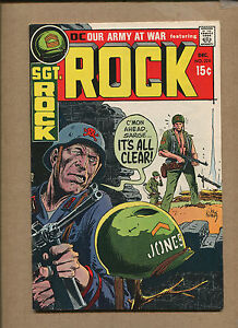 OUR ARMY AT WAR #226 - 1970 (8.0) WH