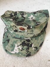 U.S. Navy Hat, Nwu Type Iii Camouflage Cover with Lcdr Rank, 7 3/8 inches