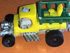 1972 Hot Wheels Zowees Car Bumble Seat Mattel