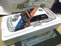 BMW M3 E30 EVO DTM #15 Ravaglia Champion 1989 Meister Warsteiner Minichamps 1:18