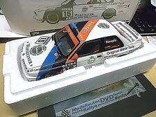 BMW M3 E30 EVO DTM #15 Ravaglia Champion 1989 Meister War 1/1000 Minichamps 1:18
