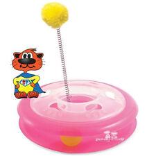 Ancol chat plastique aire de jeux Chat Chaton Animal ACTI balle jouet