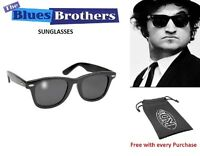 Blues Brothers Sunglasses From the Makers of KDs Wayfarer Retro Classic Shades