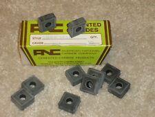 10 New ANC SNMG 543 AOX  Alumnium Oxide Carbide Inserts