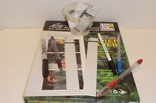 36 Rite In the Rain Geocaching Log Strips For Cache Container Geocache FREE SHIP