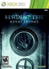 Resident Evil Revelations Microsoft Xbox 360 *Factory Sealed*
