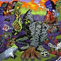 Denzel Curry x Kenny Beats - UNLOCKED [CD]
