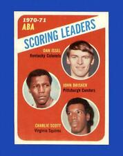 1971-72 Topps Set Break #146 ABA Scoring Leaders NM-MT OR BETTER *GMCARDS*