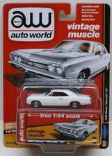 Auto World 1:64 Special Edition 1967 Chevy Chevelle SS AW64132B