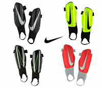 Nike Shin Guard Football Soccer Pads Protection Lightweight Mens Guards S M L