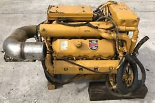Detroit Diesel 8.2T, Marine Diesel Engine