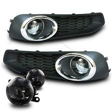 For 13-14 Subaru Legacy BM9 CREE LED Fog Lamps w/Wiring Kit
