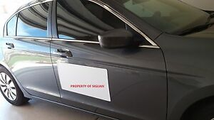 "12""x24"" Blank Car Magnet Sign 30 mil - MACHINE CUT (1 SHEET Rounded Corners)."